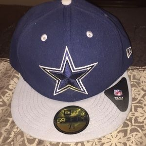 A Dallas Cowboys Fitted Hat